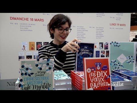 Claire Do Serro - Maison d'édition Nil
