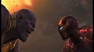 Реакции из Кинотеатров на Моменты (Мстители Война Бесконечности)