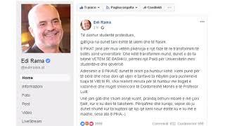 Rama ngre grupin e punës. Përgatiten dokumentet për kërkesat e studentëve- Top Channel Albania