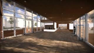 preview picture of video 'Hajdúböszörmény- Könyvtár és Kulturális Központ'