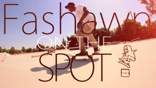 Fashawn on the spot