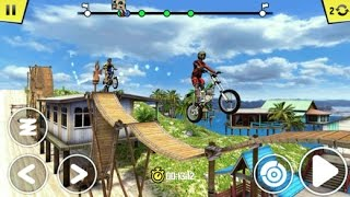 TRIAL XTREME 4 MOTOCROSS Gameplay Android / iOS Special Stages Multiplayer Thailand Later Levels