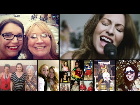 Woman Woman Mother's Day Fan Video