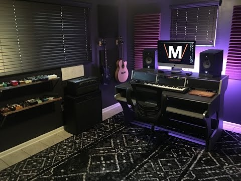 Home Studio Tour | 2017
