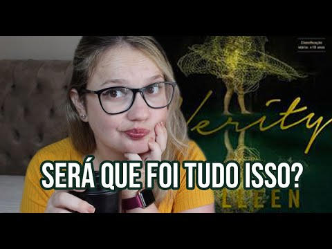 Verity | Collen Hoover | Resenha