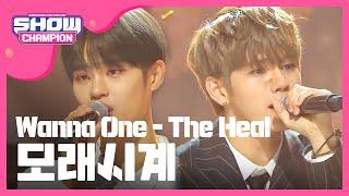 Show Champion EP.273 Wanna One The Heal - Sandglass