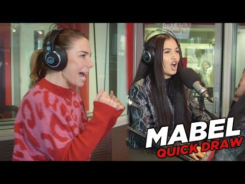 Mabel vs. Kate Ritchie in Quick Draw