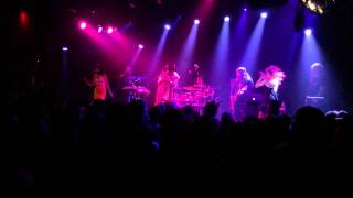 Theophilus London - Tribe (Live @ The Independent San Francisco)