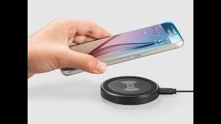 Беспроводные зарядки для iPhone X/8/8 Plus и Samsung [12+]