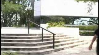 Brad Cromer Skateboarding Video