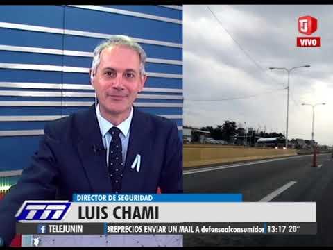 """Luis Chami: """"Los controles siguen"""""""
