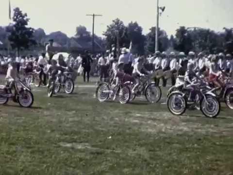 Video 1955 July 4th Parade Maywood NJ
