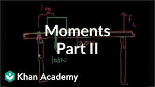 Moments (part 2)