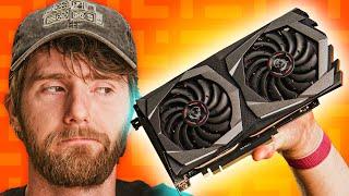 Ib qho kev xav tsis thoob - AMD RX 6600 XT Tshaj Tawm