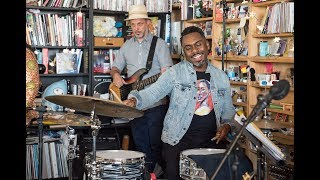 NPR Music Tiny Desk Concert - Nate Smith + KINFOLK