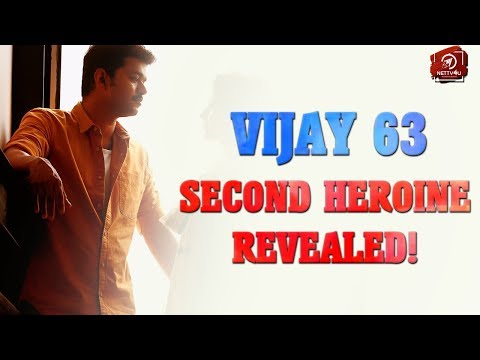Big Breaking! Vijay 63 - Second Her..