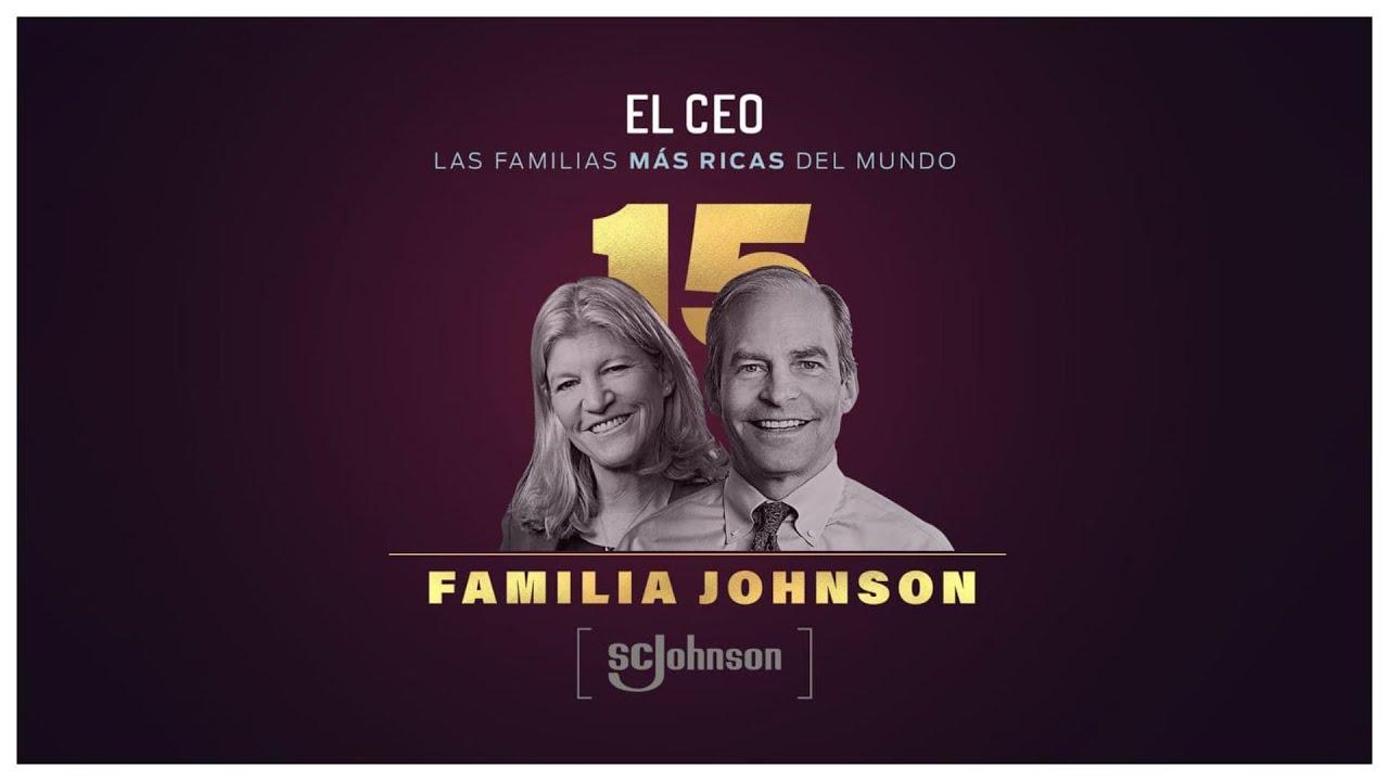 Las familias más ricas del mundo: Johson   #SCjohnson #Limpieza #Hogar #Raid #Windex #MrMúsculo