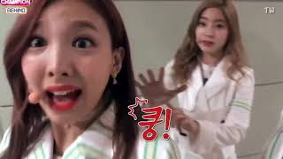 "TWICE Disrespecting Nayeon Part 2!  ""Stop, How old are you?"" - Nabong / 70% Jeongyeon"