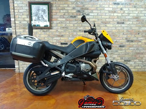 2006 Buell Ulysses™ XB12X in Big Bend, Wisconsin - Video 1