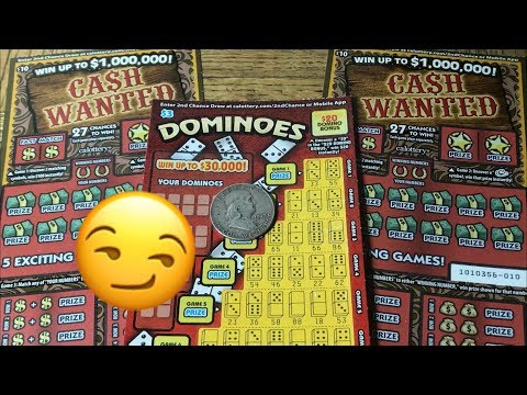 Whoa! Scratching ALL $200 WORTH!!! 10 100X THE CASH