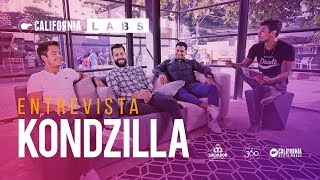 Entrevista com Kondzilla   Califórnia LABS