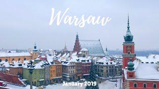 WARSAW POLAND 2019