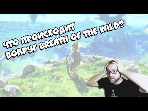 Что происходит вокруг Breath of the Wild?