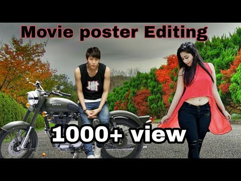 PicsArt October movie Special photo editing