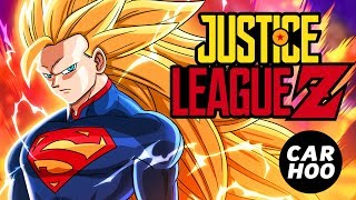 Justice League + Dragon Ball Z ( Fans Animation   - YouTube