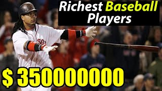 10 RICHEST BASEBALL PLAYERS IN THE WORLD 2020