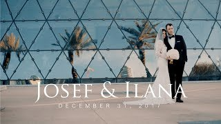Elegant Traditional Jewish Wedding On New Years Eve, Countdown To 2018!
