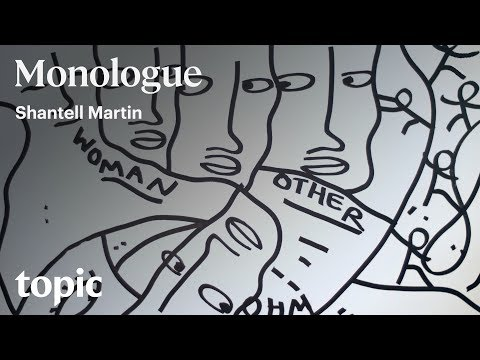 Shantell Martin: This Is What An Artist Looks Like