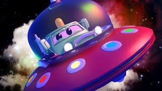 Autogaráž pro děti - Z malého Bena je létající talíř