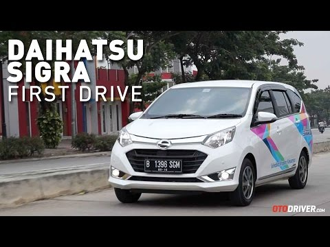 Daihatsu Sigra 2016 First Drive Review Indonesia | OtoDriver