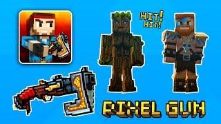 NEW PIXEL GUN UPDATE! NEW BATTLE PASS (15.2.0)