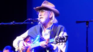 Don Williams - She Never Knew Me (Houston 11.13.14) HD