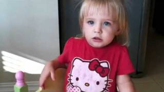 Presley makes animal sounds - Video Youtube