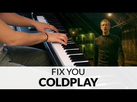 Coldplay - Fix You | Piano Cover