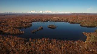 Lakeside Bike Ride in Alaska + Free Private Car Camping - EP. #150