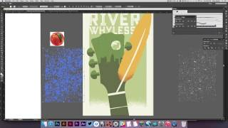 River Whyless Gig Poster Process Video