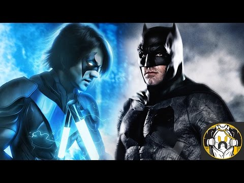 Nightwing Solo Film CONFIRMED from WB & DC