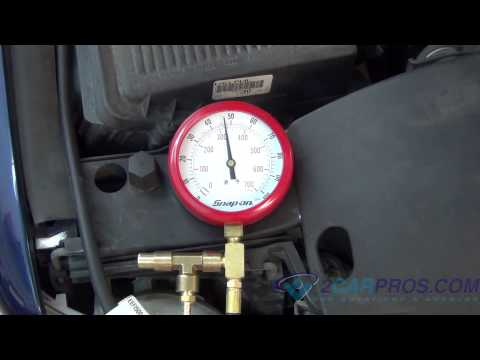Depollution system faulty pescho 207 Benzin