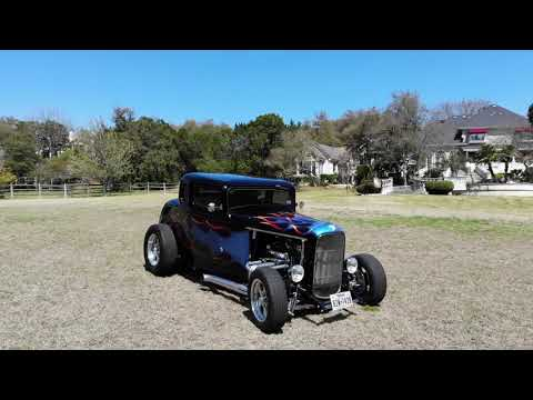 Video of '32 5-Window Coupe - Q4I8