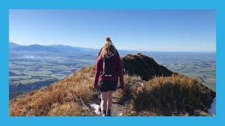 I CLIMBED A MOUNTAIN!!