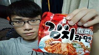 挑戰韓國辛辣拉麵