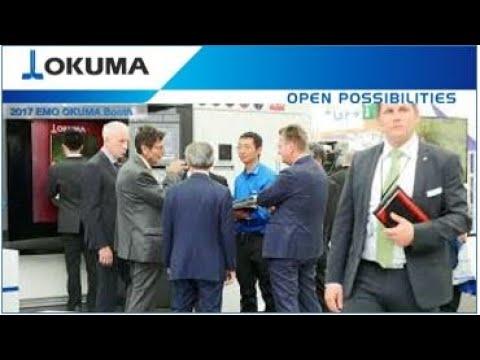Okuma Europe at EMO 2017