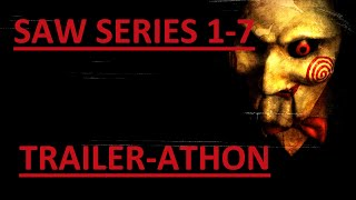 Saw 1-7 Movie Trailers (Trailer-athon Series) Complete