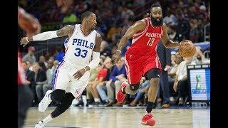 Houston Rockets-Philadelphia 76ers Matchups, 48th/66th Games of Season: Preview of 2019 NBA Finals!