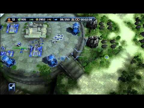 supreme commander 2 xbox 360 youtube