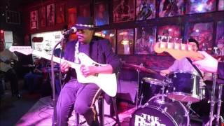Cool John Ferguson - Pride and Joy - Chicken Raid @ Northside Tavern, Atlanta - Sun Mar/19/2017